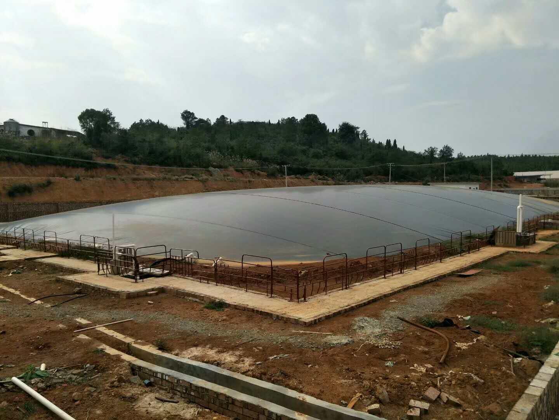 福建口碑好的黑膜沼气池供应商是哪家-污水处理厂