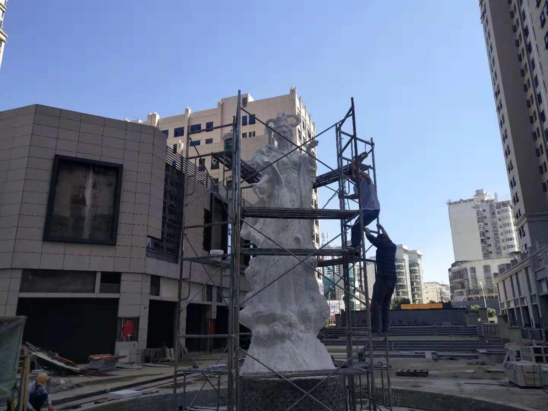 惠安创意雕塑作品-工艺精湛的雕塑厂家-按图定制