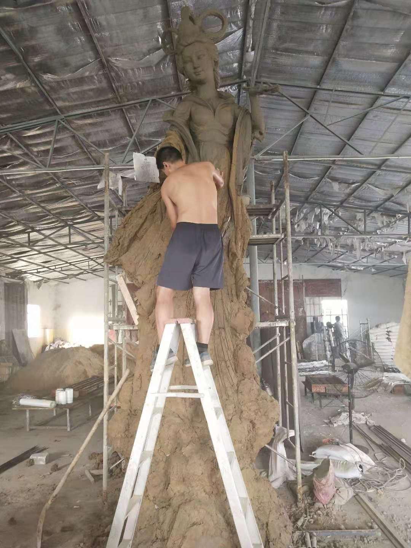 专业生产水泥雕塑工厂-南平园林景观雕塑厂家-水泥雕塑定制加工