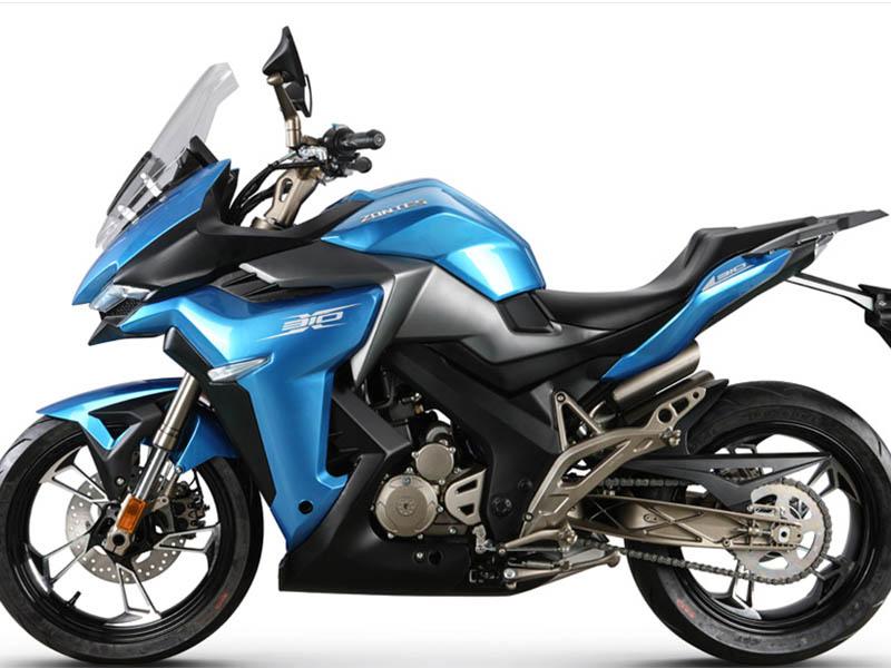 升仕宁德-选好的升仕ZONTES摩托车就到伟川车业
