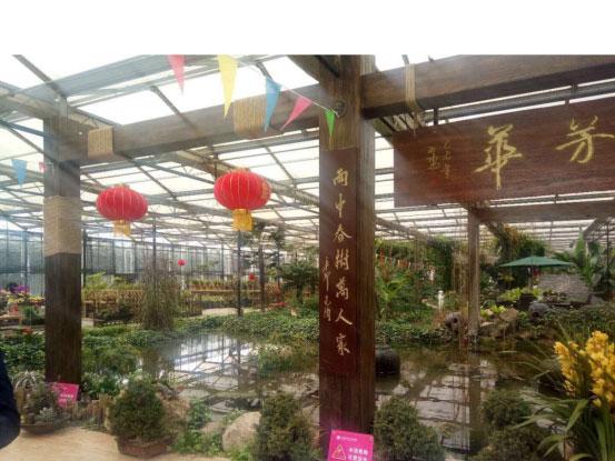 生態園藝溫室價格//生態園藝溫室施工