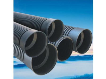 宁德HDPE双壁波纹管_承压能力强的HDPE双壁波纹管
