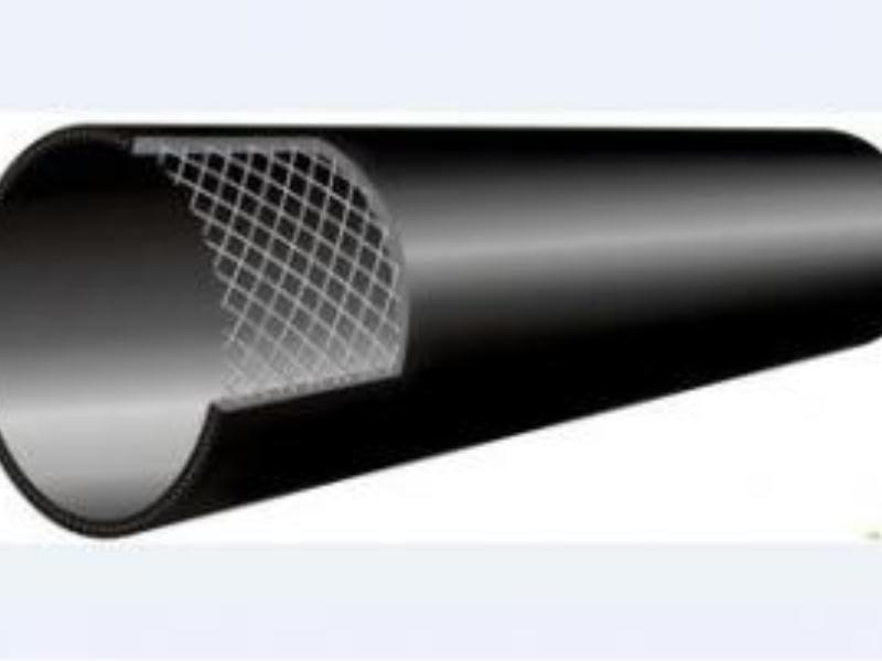 HDPE鋼絲網骨架復合管-HDPE/PVC雙壁波紋管