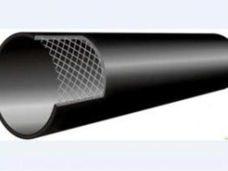 PVC双壁波纹管批发|高强度HDPE钢丝网骨架复合管当选伟财管业