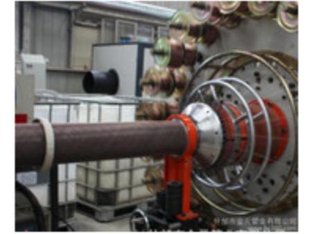 福州PVC双壁波纹管多少钱-伟财管业_HDPE钢丝网骨架复合管厂家
