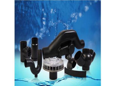 安溪HDPE虹吸排水管厂家-选购HDPE虹吸排水管就找伟财管业