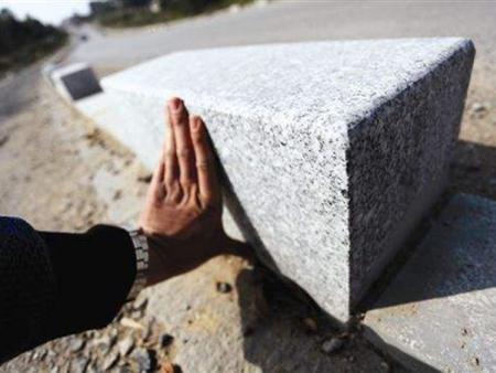 青島市654大理石路沿石報價,花崗巖大理石路沿石哪家好