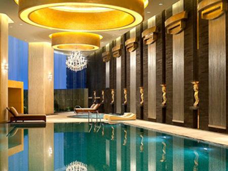 青岛泳池设计找哪家公司好-泰安室外泳池