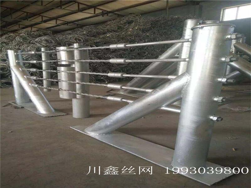 五索缆绳护栏厂家