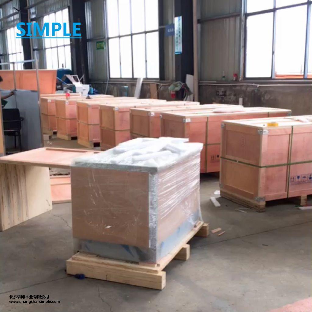 长沙免熏蒸出口包装箱专业简单高效的木箱定制服务