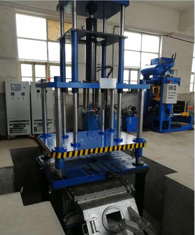 峰特瑞机械 低压铸造机定制厂家,价位合理的低压铸造机供应信息