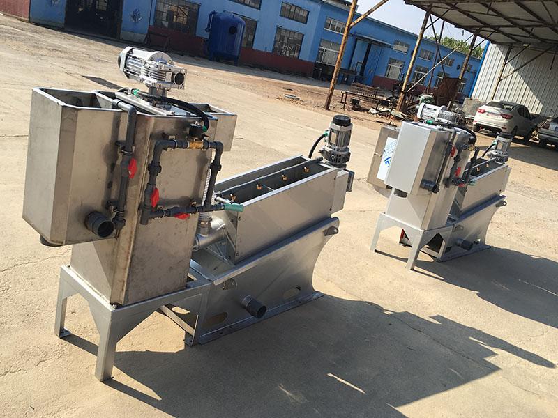 叠螺机价格-精勇环保设备叠螺机提供商