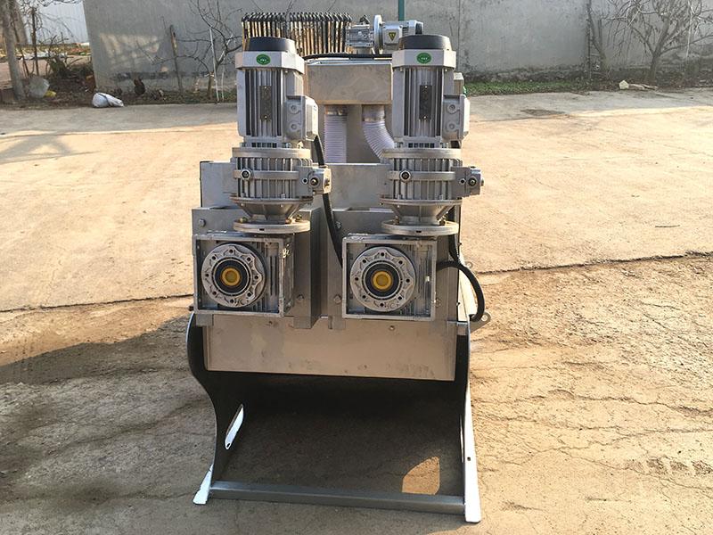 叠螺脱泥机订制-想买质量良好的叠螺脱泥机,就来精勇环保设备