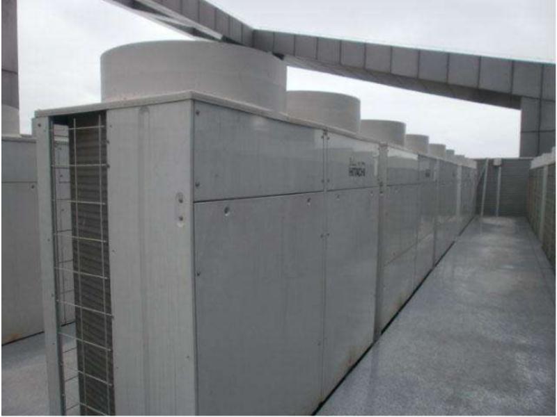中央空调系统安装-买中央空调系统就来晋鑫环保设备