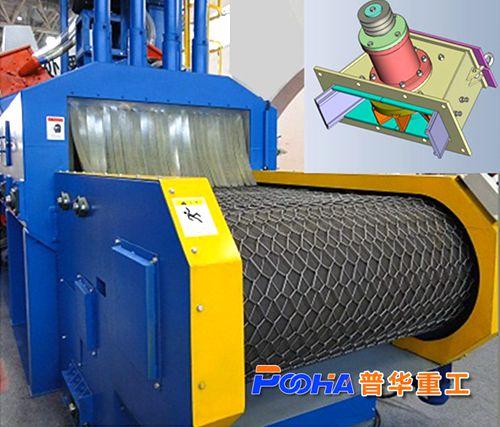 青岛抛丸机防尘布袋销售,普华重工提供质量好的青岛抛丸