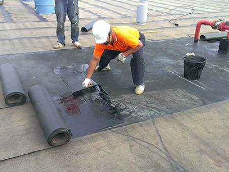 灵武防水工程-天地防水工程有限分公司供应不错的防水工程