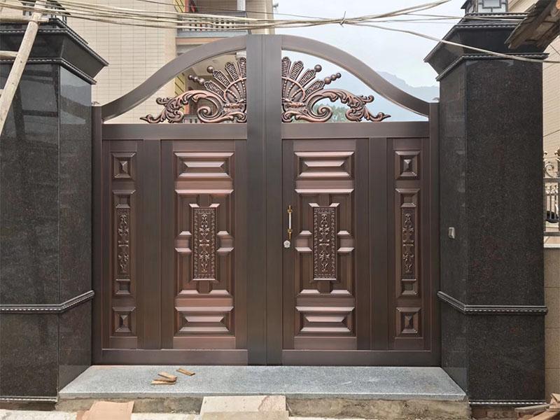 入户门-要买好的钢艺门上哪里
