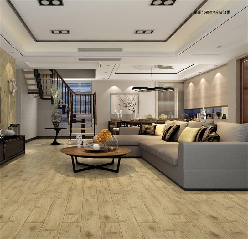泉州瓷砖木纹砖木纹地板砖-火炬建材公司提供的木纹砖瓷砖好不好
