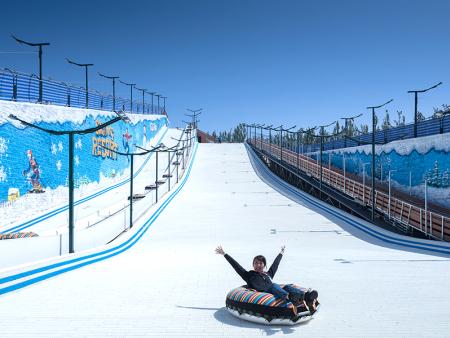 户外滑雪|潍坊好的春季滑雪费用价格