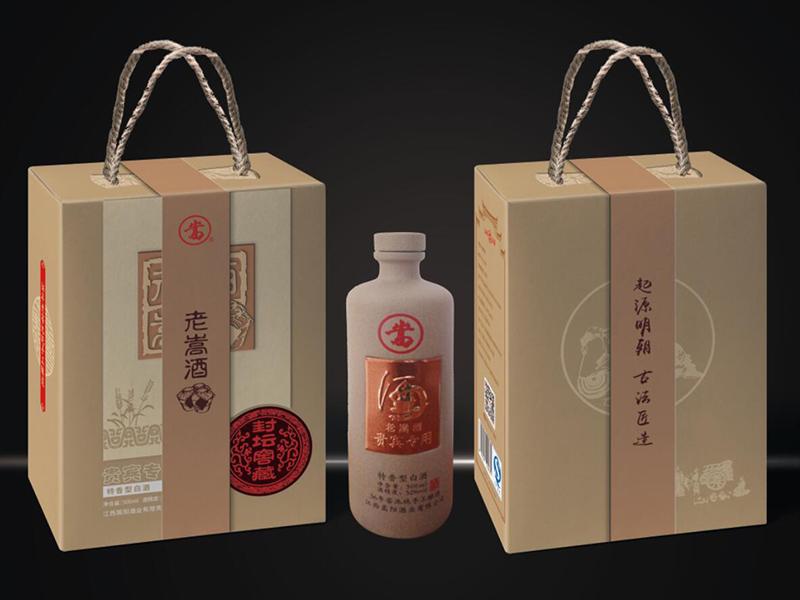 酒水包装-耐用的酒盒,金艺包装提供