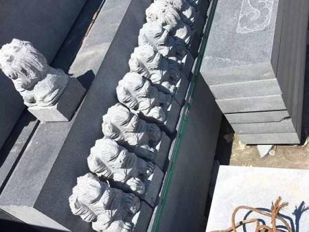 芝麻黑墓碑雕刻