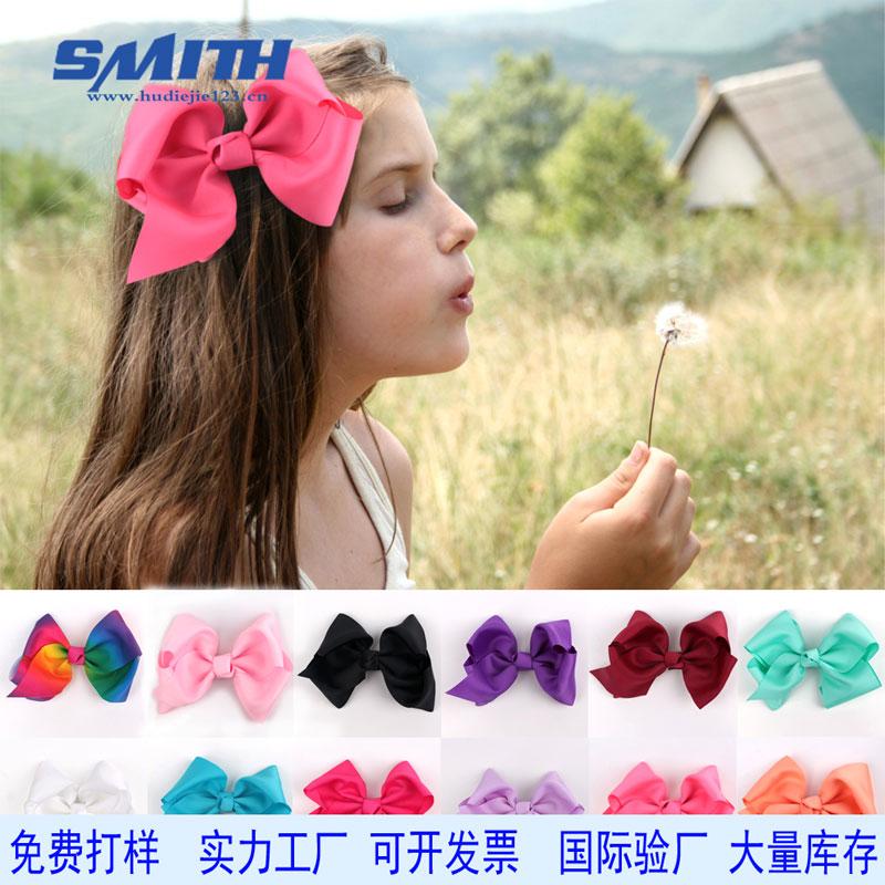 厦门织带|色丁带|螺纹带|蝴蝶结|发饰发夹|思蜜丝织带饰品