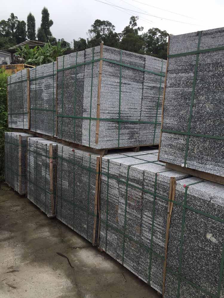 珠海芝麻灰石材-优惠的珠海芝麻灰石材石通石材供应