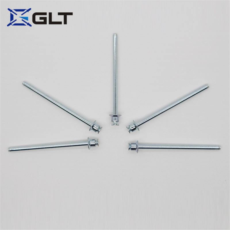 高質量的雙沉頭抽芯鉚釘_大量供應好用的POP雙平頭拉釘