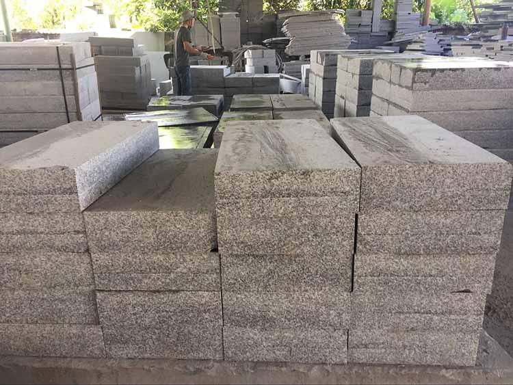 漳州芝麻灰G655石材