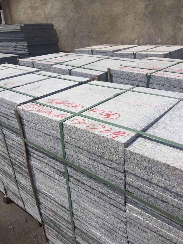 有品质的芝麻灰花岗岩专卖店锦福石业供应|芝麻灰花岗岩