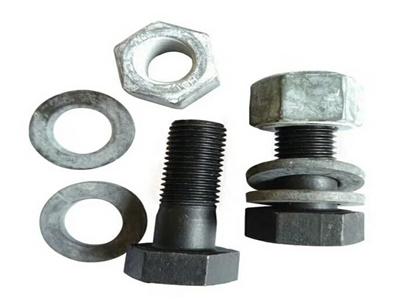 高强度螺栓厂家-邯郸钢结构螺栓厂家哪家好大六角螺栓批发