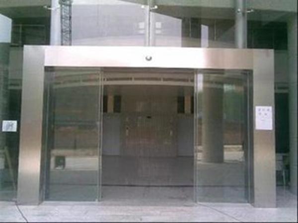 石家庄玻璃自动门_声誉好的玻璃门供应商当属壹森装饰