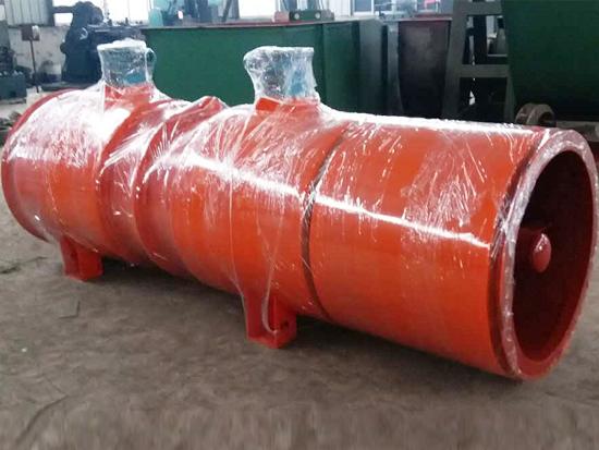 礦用除塵通風機廠家-劃算的FBD系列礦用對旋軸流局部通風機哪里有賣