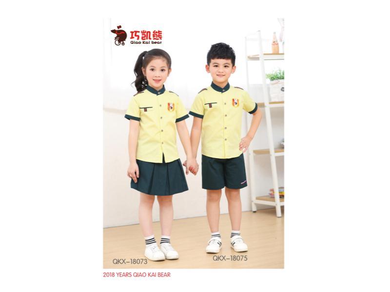 園服招商_優良的幼兒園園服供應,就在巴巴虎服飾