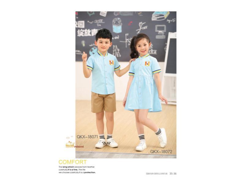 园服定制-高质量的幼儿园园服供应-就在巴巴虎服饰