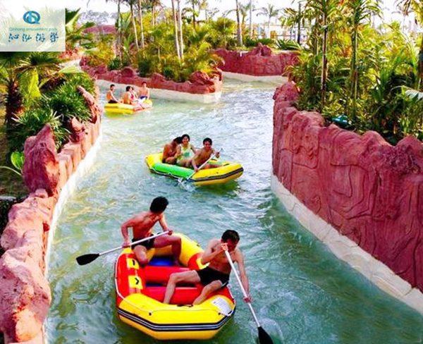 福建水上樂園滑梯廠家-稱心的水上樂園設備就在廣州沁泓