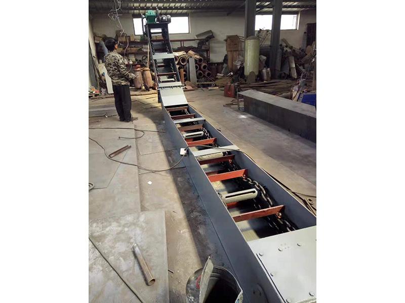 贵州GBC双链刮板出渣机_大量供应直销GBC双链刮板出渣机