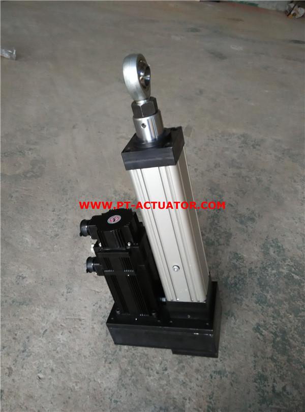 折返式电动缸厂家|质量良好的折返式电动缸,普拓机械倾力推荐