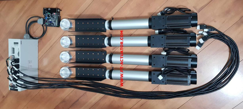 河北厂家供应直连式电动缸-专业的直连式电动缸供货商