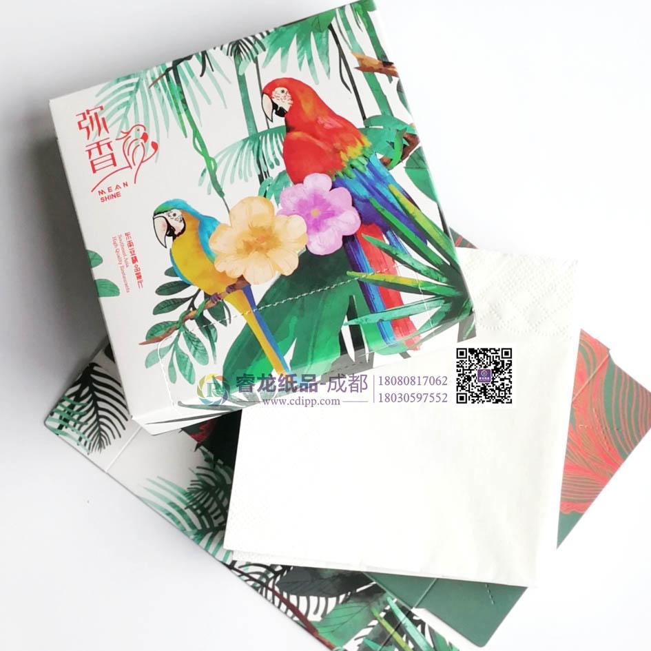 優良的盒裝印花餐巾紙生產廠家推薦【廣元盒裝餐巾紙】供應廠家!