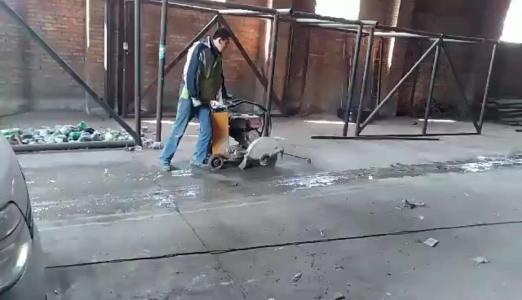 墙体拆除切割-可靠的静力切割就在元鹏建筑