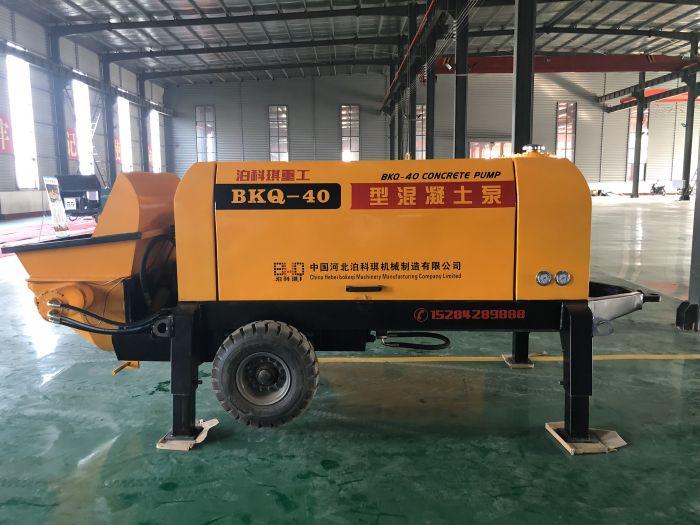 江苏水泥砂浆泵|邢台品牌好的细石混凝土泵厂家批发