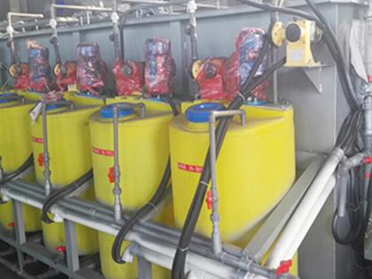 再生塑料污水处理设备厂家
