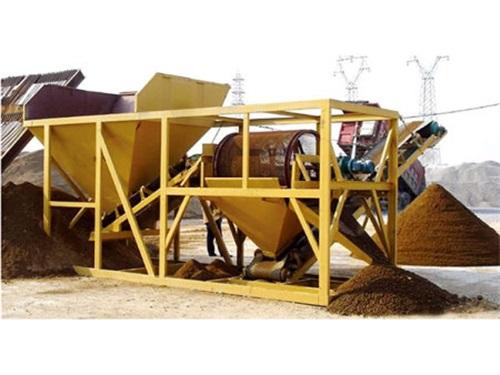 篩沙機械廠家-專業的篩沙機械-銘宇機械傾力推薦