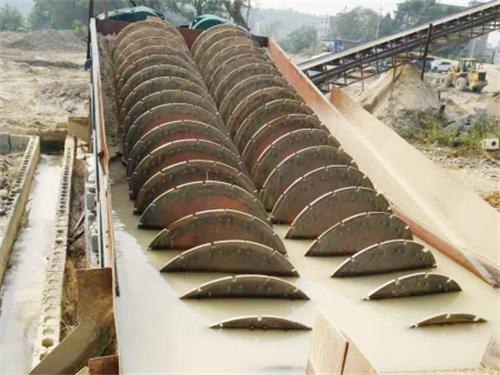 螺旋洗沙机生产厂家