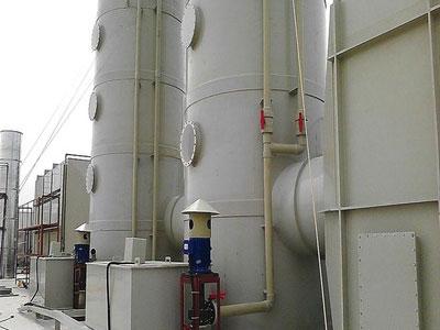 广东酸性气体吸附塔|昊为供应高质量的酸性气体吸附塔