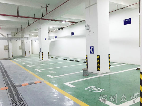 众申交通设施专业供应地下停车场划线-郴州地下停车场品牌好