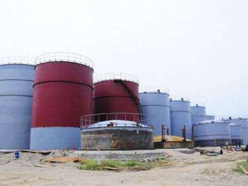 立式罐安装-甘肃鲁泰机械设备_专业的大型立式罐供应商