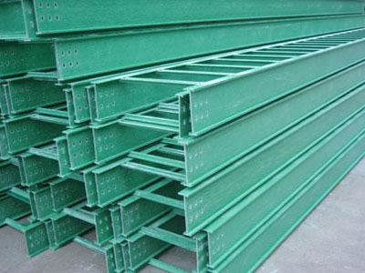 玻璃钢梯式桥架厂家,玻璃钢梯式桥架价格【荣兴】