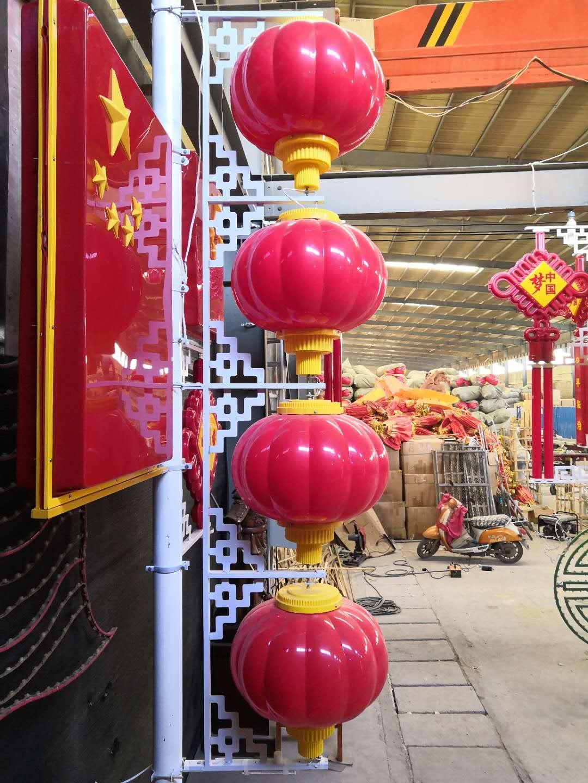 广东LED灯笼批发-龙腾照明工程直销的LED灯笼怎么样